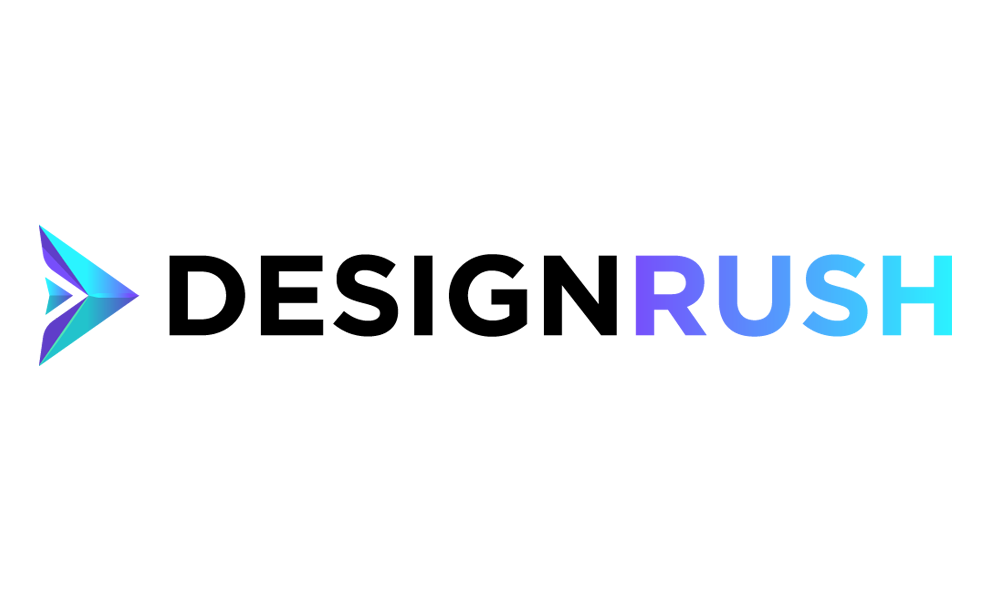 design rush logo